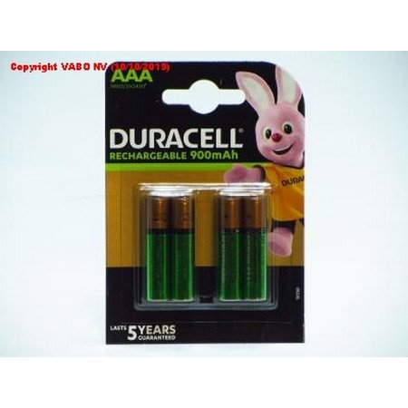 DURACELL ACTIVE CHARGE DX2400 HR03 R2U 4BAT/BL