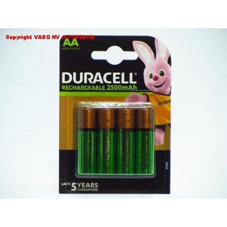DURACELL ACTIVE CHARGE DX1500 HR06 R2U NIMH 4BAT/B